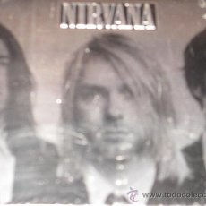 CDs de Música: NIRVANA **SAME/ ULTRA RARE BOX 3CD+DVD__ SIGNED/FIRMADO __ ***DAVE GROHL*** SEALED/PRE . Lote 36419272