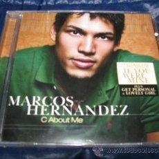 CDs de Música: MARCOS HERNANDEZ (C ABOUT ME) ¡¡OFERTA 3X2 EN CD'S!! (LEER DESCRIPCION). Lote 36429949