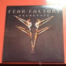 CDs de Música: FEAR FACTORY CD PROMO 13 TEMAS ARCHETYPE. Lote 107944471