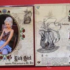 CDs de Música: GWEN STEFANI CD SG PROMO CARTONCILLO. Lote 36443801