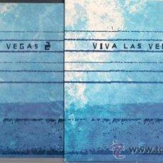 CDs de Música: VIVA LAS VEGAS 2 - VIVA LAS VEGAS - CD ACUARELA 2005. Lote 36457369