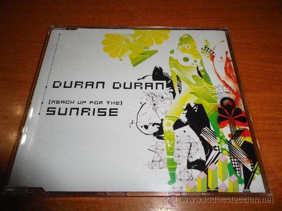 DURAN DURAN SUNRISE ( REACH UP FOR THE ) CD SINGLE PROMOCIONAL HECHO EN AUSTRIA AÑO 2004 1 TEMA (Música - CD's Pop)