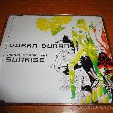 CDs de Música: DURAN DURAN SUNRISE ( REACH UP FOR THE ) CD SINGLE PROMOCIONAL HECHO EN AUSTRIA AÑO 2004 1 TEMA. Lote 50718003