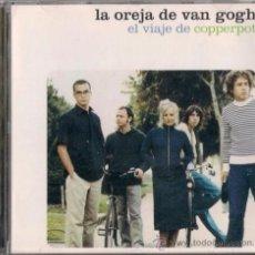 CDs de Música: LA OREJA DE VAN GOGH - EL VIAJE DE COPPERPOT - CD SONY 2000. Lote 36486233