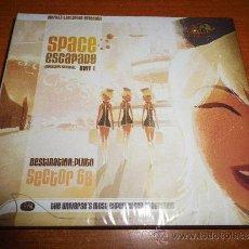 CDs de Música: SPACE ESCAPADE AVENTURA ESPACIAL UNIT 1 DOBLE CD RECOPILATORIO LA CASA AZUL ASTRUD CARLOS BERLANGA . Lote 36488694