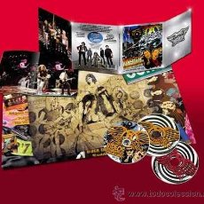 CDs de Música: AEROSMITH * DELUXE EDITION 2 CD+ DVD * MUSIC FROM ANOTHER DIMENSION * LTD DIGIPACK * RARE. Lote 110419755