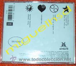 CDs de Música: HEROES DEL SILENCIO SENDA 91 USA RARE - Foto 3 - 36493693