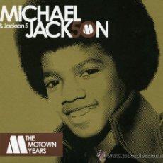 CDs de Música: MICHAEL JACKSON & JACKSON 5 * 3CD *THE MOTOWN YEARS *DIGIPACK * PRECINTADO!! RARE. Lote 44834227