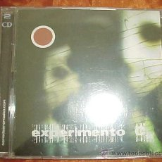 CDs de Música: EXPERIMENTO C14. CD PROMOCIONAL VARIOS GRUPOS. NOMADAS. MALAGA. PRECINTADO. Lote 36533892
