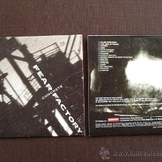 CDs de Música: FEAR FACTORY CD PROMO CONCRETE 16 TRACKS. Lote 36543017