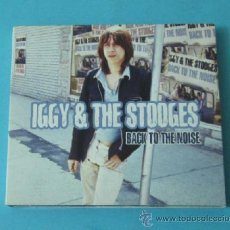 CDs de Música: IGGY & THE STOOGES. BACK TO THE NOISE. REVENGE 2003. Lote 36770659