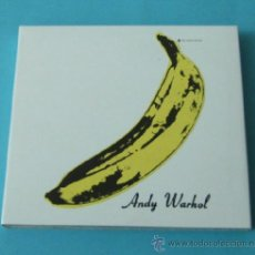 CD de Música: THE VELVET UNDERGROUND & NICO. PRODUCED BY ANDY WARHOL. DELUXE EDITION. POLYDOR. Lote 36771790