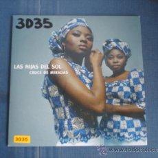 CDs de Música: LAS HIJAS DEL SOL CRUCE DE MIRADAS PROMO CD SINGLE. Lote 36578325
