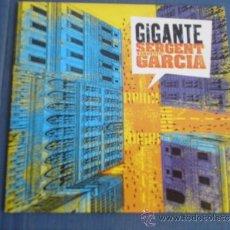 CDs de Música: SERGENT GARCIA GIGANTE CD-SINGLE. Lote 36595361