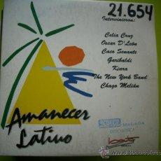 Musik-CDs - AMANECER LATINO (CD SINGLE 1994) - 36648520