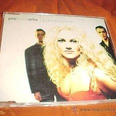 CDs de Música: YOUKNOWWHO. GUANTANAMERA. 6 VERSIONES. CD MCA MUSIC ENTERTAINMENT DENMARK 1996. Lote 36643636