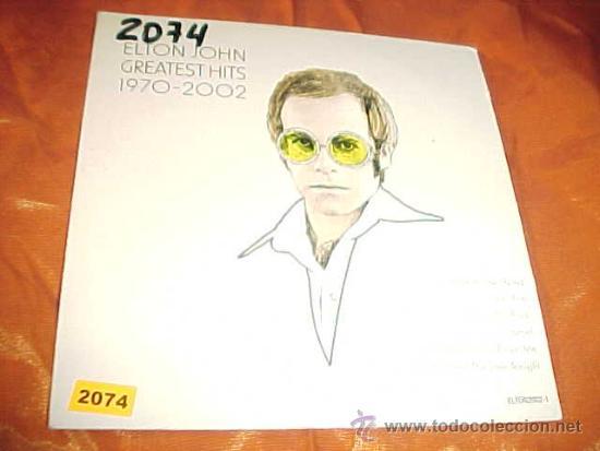 download cd elton john greatest hits 1970 to 2002