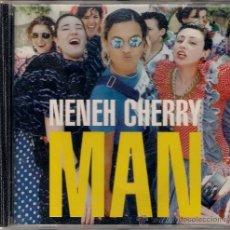 CDs de Música: NENEH CHERRY - MAN - CD CIRCA RECORDS 1996. Lote 36688378