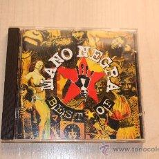 CDs de Música: MANO NEGRA -BEST OF-VIRGIN *MANU CHAO*AÑO 1989 . Lote 36696259