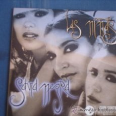 CDs de Música: LAS NIÑAS SAVIA NEGRA PROMO CD-SINGLE. Lote 36698055