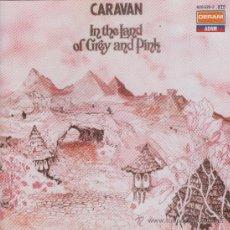 CDs de Música: CARAVAN - IN THE LAND OF GREY AND PINK - CD. Lote 36708071