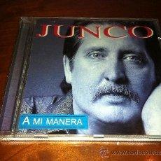 CDs de Música: JUNCO - A MI MANERA - CD 1999 -. Lote 36717734