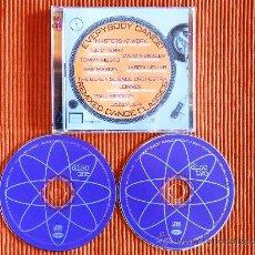 CDs de Música: EVERYBODY DANCE! REMIXED DANCE CLASSICS -2 CD-. Lote 36720944
