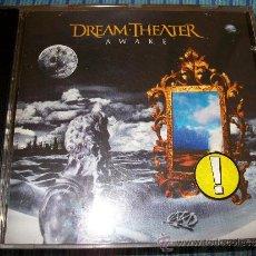 CDs de Música: CD - DREAM THEATER, AWAKE WARNER. Lote 36754341