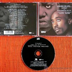 CDs de Música: TRAPP - YOU NEVER HEARD (FEATURING 2 PAC AND NOTORIOUS B.I.G.) - CD RAP, HIP-HOP. Lote 36759535