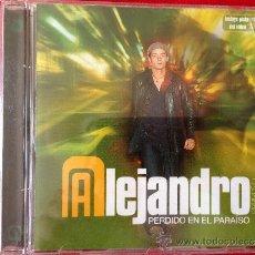 CDs de Música: CD ALEJANDRO PARREÑO PERDIDO EN EL PARAISO. Lote 36799252