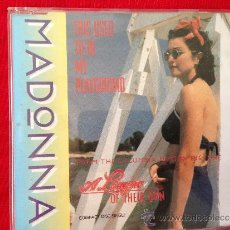 CDs de Música: CD SINGL MADONNA THIS USED TO BE MY PLAYGROUND. Lote 36799398