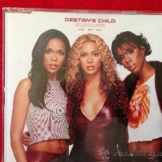 CDs de Música: CD SINGLE DESTINYS CHILD SURVIVOR. Lote 36800072