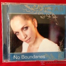 CDs de Música: CD ALBUM NO BOUNDARIES SERTAB EUROVISION. Lote 36807301