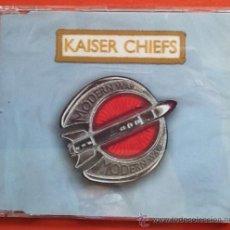 CDs de Música: KAISER CHIEFS MODERN WAY CD SG PROMOTION. Lote 36809643