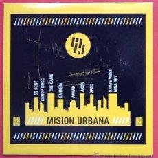 CDs de Música: MISION URBANA VARIOS ARTISTAS CD 9 TRACKS PROMOTION. Lote 36809894