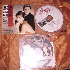 CDs de Música: ANA BELEN. 3 CD PROMOCIONALES. CON MIGUEL RIOS. VICTOR MANUEL.. Lote 36811386