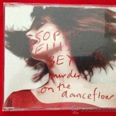 CDs de Música: CD SINGLE SOPHIE ELLIS BEXTOR MURDER ON THE DANCE FLOOR. Lote 36822389