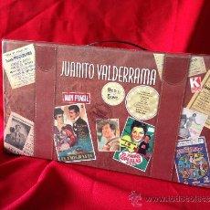 CDs de Música: 9CD + 5DVD MALETIN JUANITO VALDERRAMA GRANDES EXITOS FLAMENCO JOYA PARA COLECCIONISTAS. Lote 36822487