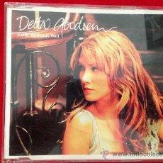 CDs de Música: CD SINGLE DELTA GODREM. Lote 36823650