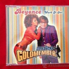 CDs de Música: CD SINGLE BEYONCE WORK IT OUT. Lote 36829394