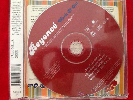 CDs de Música: CD SINGLE BEYONCE WORK IT OUT - Foto 2 - 36829394