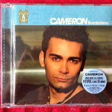 CDs de Música: CD ALBUM CAMERON BORDERLESS. Lote 36829519