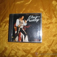 CDs de Música: ELVIS PRELEY. THE LEGENDARY. 1988. CD. Lote 36836403