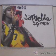 CDs de Música: JAMELIA SUPERSTAR PROMO CD-SINGLE. Lote 36843552