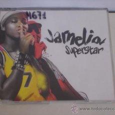 CDs de Música: JAMELIA SUPERSTAR PROMO CD-SINGLE. Lote 36843649