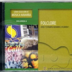 CDs de Música: MUSICA NAVARRA ( FOLCLORE ) . Lote 43773742