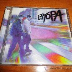 CDs de Música: ESTOPA CD ALBUM DEL AÑO 1999 CONTIENE 12 TEMAS INCLUYE LA RAJA DE TU FALDA Y COMO CAMARON. Lote 36892708