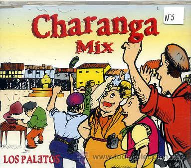 CHARANGA MIX / YO TE DARE (CD SINGLE CAJA 1996) (Música - CD's Disco y Dance)