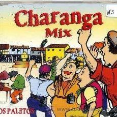 CDs de Música: CHARANGA MIX / YO TE DARE (CD SINGLE CAJA 1996). Lote 36916722
