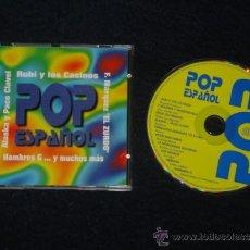 CDs de Música: POP ESPAÑOL CD RUBI Y LOS CASINOS / ALASKA Y PACO CLAVEL / IÑAKI GLUTAMATO / HOMBRES G. Lote 36944789
